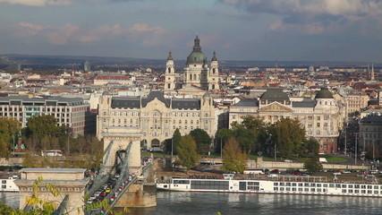 St. Stephen (St. Istvan) Basilica in Budapest, Hungary