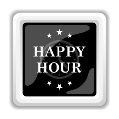 Happy hour icon