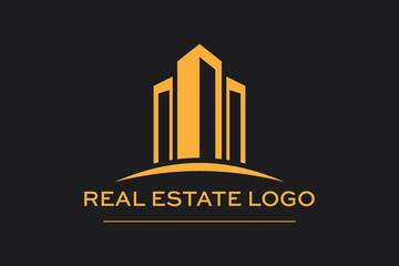 Vektör Logo Emlak Yapı İnşaat