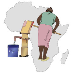 Water essential commodity for Africa