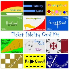 FIDELITY CARD KIT