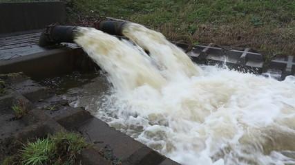 Flood Water Drainage