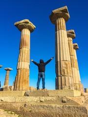Assos Athena Tapınağı