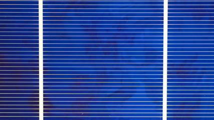 Polycrystal Solar Cell, Motorized Dololly Shot