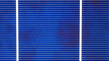 Polycrystal Solar Cell, Motorized Dololly Shot