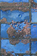 blue crackle