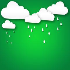 Weather cartoon