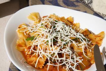 Traditional Sicilian pasta - alla Norma