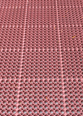 texture and pattern  rubber mat