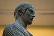 Leinwanddruck Bild - Charioteer of Delphi