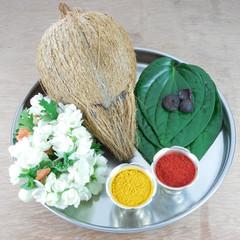 Items Symbolic of some Hindu Festivals