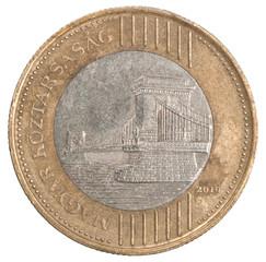 Hungarian coin