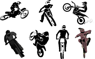 Motorbike set
