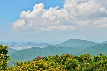 Yalong Bay Tropical Paradise Forest Park - beautiful views