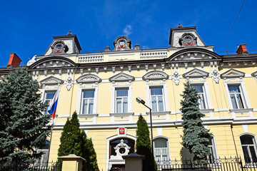 Building of the Russian embassy, Debrecen, Hungary
