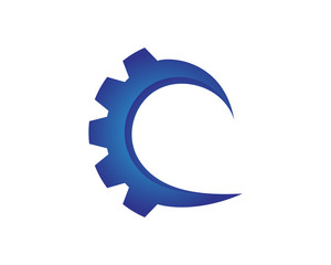 C gear logo
