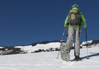 Schneeschuhtour 4