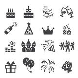 birthday icon - 78572363