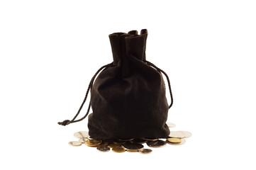 old black bag money