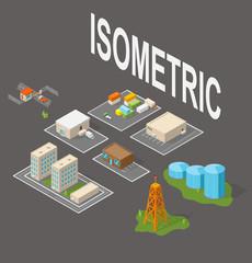 Isometric City.