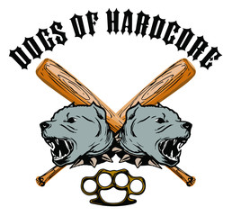 Dogs of Hardcore