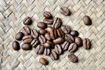 Kaffee auf Tatami, Kontrast
