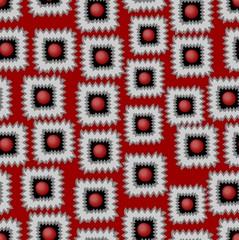 Set of modern wave background tiles in different color variants