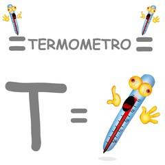 t termometro