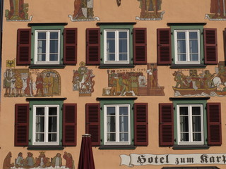 Gasthaus in Eberbach