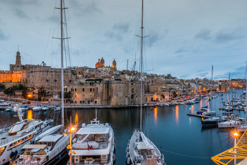 Vittoriosa, Malte