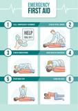 CPR medical procedure - 78578145
