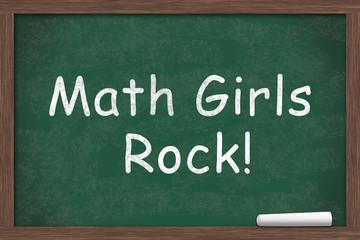 Math Girls Rock