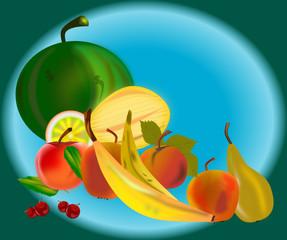 Frutta per l'estate
