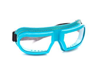 Protective glasses.