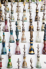 Different hookahs