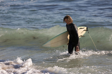Surfing is my way of life