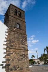 Cathedral in La Oliva, Fuerteventura