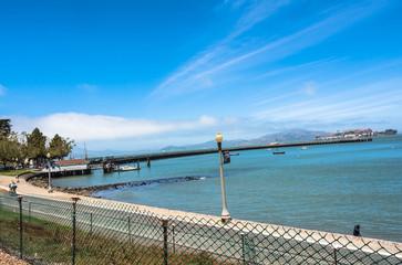 View from Aquatic Park, San Francisco