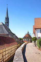 Kirche Maria-in-vinea, Warburg