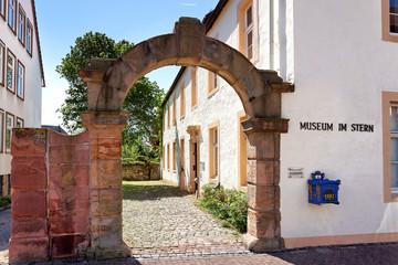Museum im Stern, Warburg