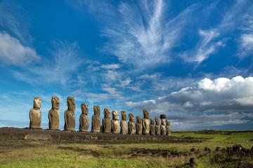 Easter Island Ahu Tongariki