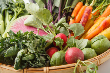 野菜のモッ理合