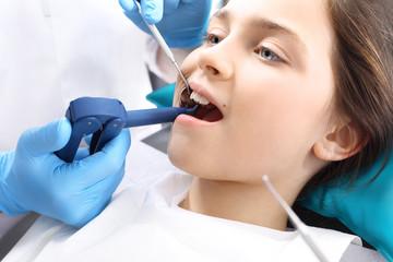 Stomatologia, pzegląd higieny jamy ustnej