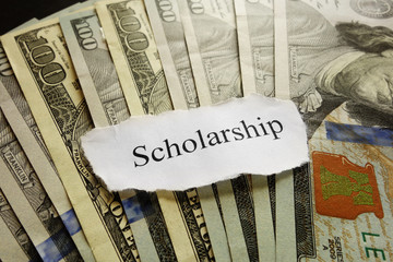 Scholarship paper note