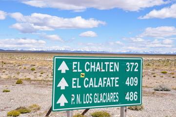auf nach Patagonien