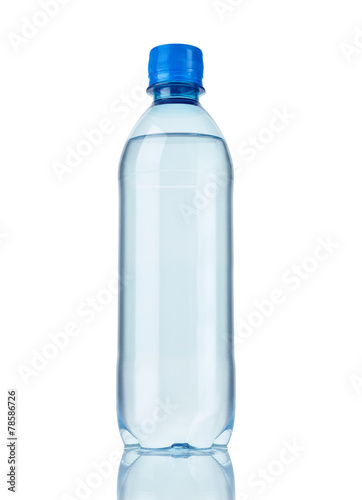 water plastic bottle drink - 78586726
