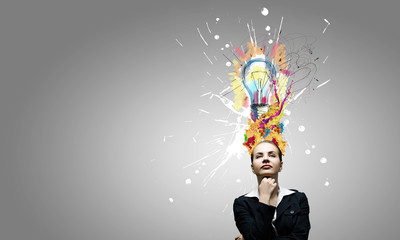 Thinking bright!