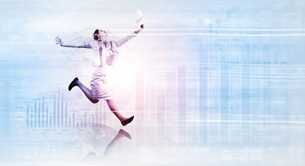 Jump to future technologies