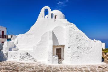 Panagia Paraportiani church in Mykonos