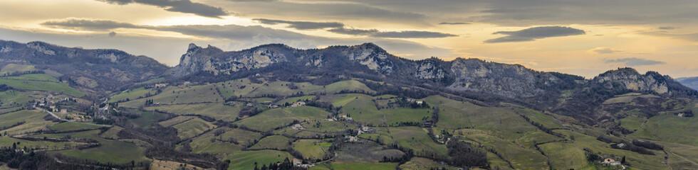 Da San Marino a San Leo